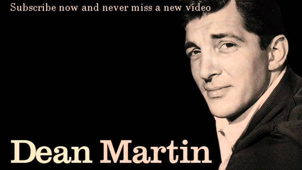 Dean Martin - You Was - Lyrics