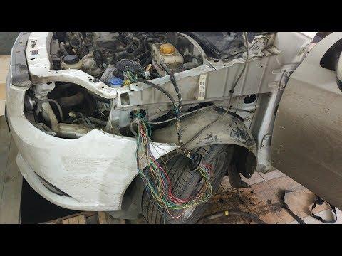 Chevrolet спасли от пожара . ЖЕСТЬ !
