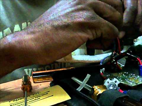 Brushless Motor Repair Youtube