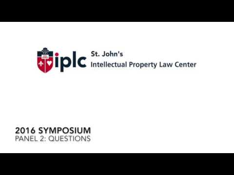 St. John's IPLC 2016 Symposium | Panel 2: Questions