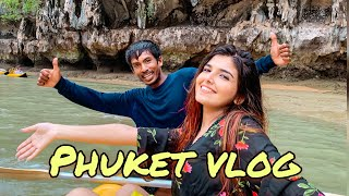 A day in PHUKET! | Vlog | Ashi Khanna