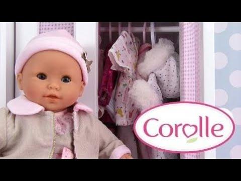 corolle mon premier b b v tements de poup es poupons baby dolls clothes youtube. Black Bedroom Furniture Sets. Home Design Ideas