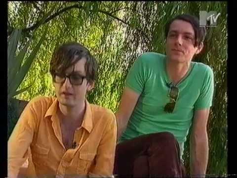 Pulp - MTV interviews (part 1)