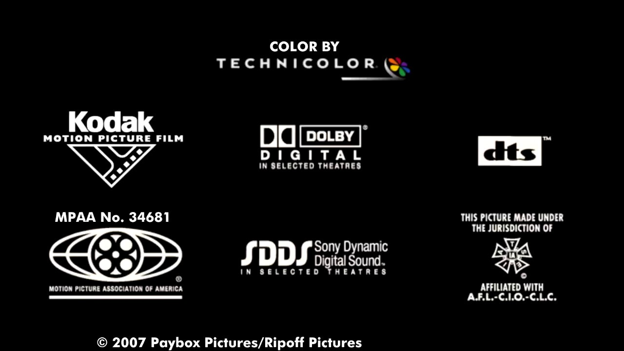 Dolby Stereo Selected Theaters Logo