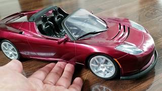 Tesla Roadster r/c car | Rare and Overpriced Toygrade
