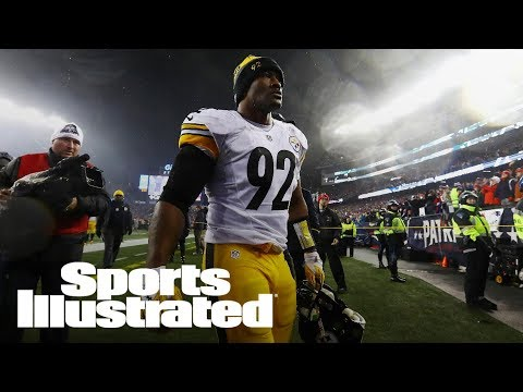 Report: Former Steelers LB James Harrison Signs With Patriots | SI Wire | Sports Illustrated
