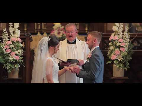 DeVere Cranage Estate - Cheshire Wedding Video with Luci & Ben