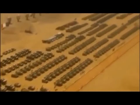 Northern Thunder military drill | Muslim Military Power - Hell March
