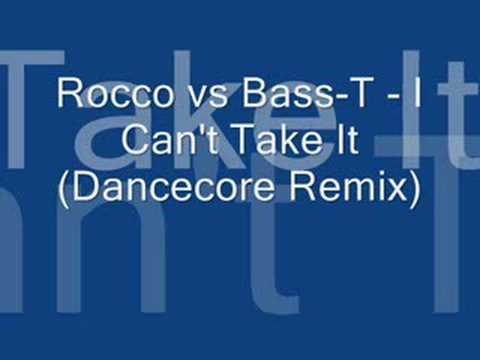 Rocco vs. Bass-T* Rocco & Bass-T - Players In A Frame