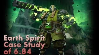 Dota 2 6.84 | Earth Spirit tips