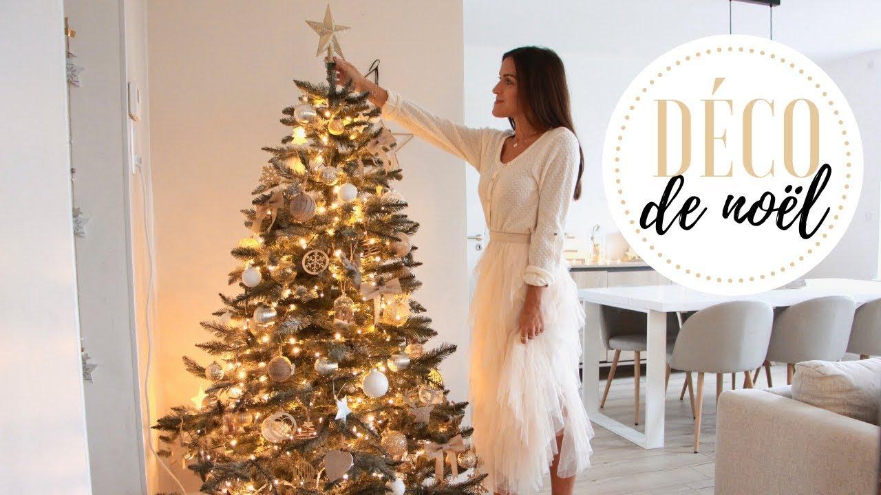 Je Decore La Maison Pour Noel 2019