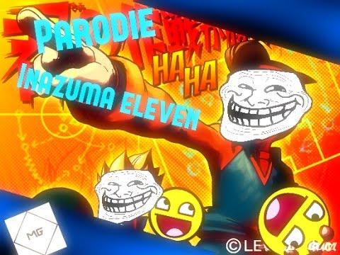 parodie inazuma eleven