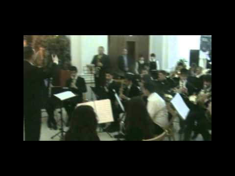 "Aria for alto sax "" L. Pusceddu""sax solista Ferrai..."