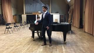 Igor Onishchenko - Eugene Onegin's Aria