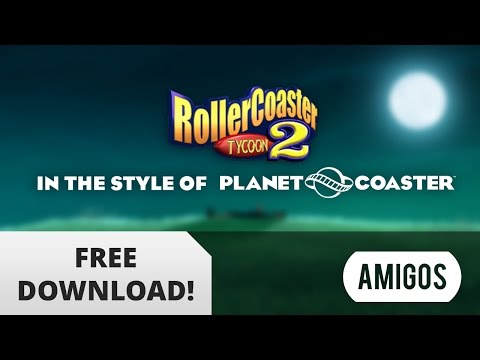 RCT2 Theme Song - Planet Coaster Style