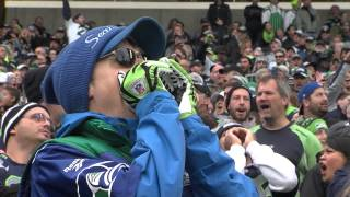 Repeat youtube video The Loud & Proud: The 12th Man, Seattle Seahawks