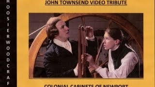 John Townsend, Colonial Cabinets Of Newport