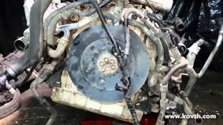 Разобранный Двигатель Volkswagen Touareg 5.0 TDI