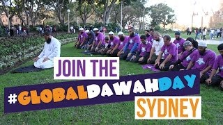 global dawah day sydney what your goal dawah on the street