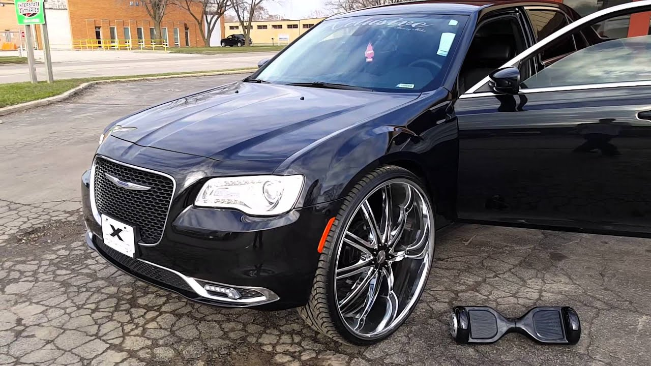 Chrysler 300 Lease Money Mike 2015 Chrysler 300 C On 30s Youtube