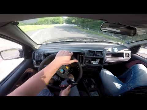 Ford Sierra DOHC Drift