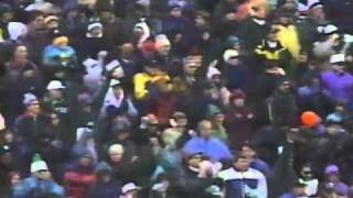 11/4/1995 - Michigan State 28  Michigan 25