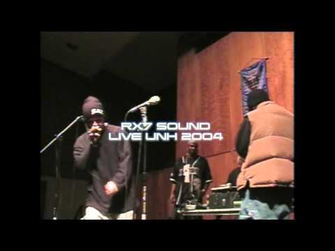 RX7 Soundz live @ UNH 2004