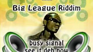 Big league Riddim Mix