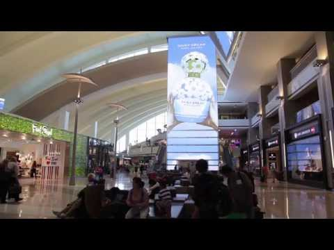 Coty's Clock Tower at LAX | JCDecaux North America