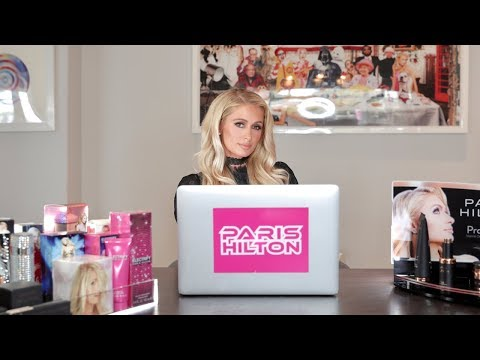 Paris Hilton's Live Chat With Naomi Campbell