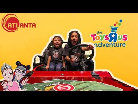 Toys R Us Is BACK!!  Toys R Us Adventure Walk Through!