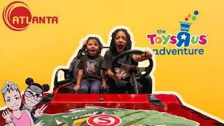 Toys R Us is BACK!!  Toys R Us Adventure walk through!