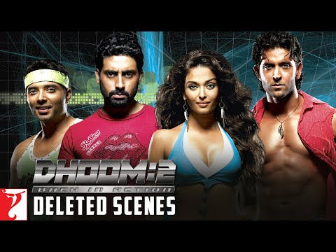 Deleted Scenes - Dhoom:2