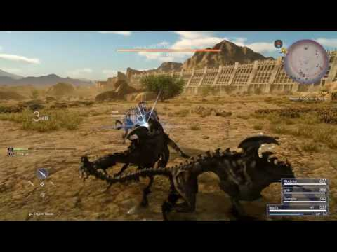 lifesewing's Live PS4 Broadcast. FINAL FANTASY XV