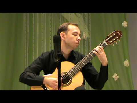 Music of the Renaissance: Johann Kapsberger - Canario (Aleksey Latyshev, guitar)