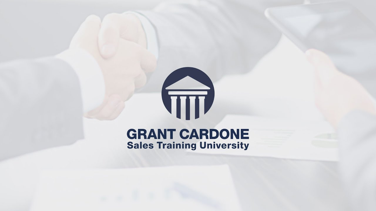 Grant cardone sales training university download