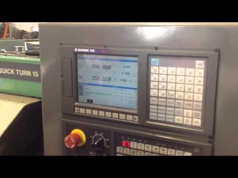 GSK 988T CNC Control