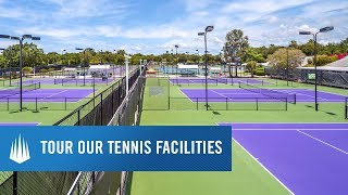 IMG Academy Tennis Program Facility Highlight