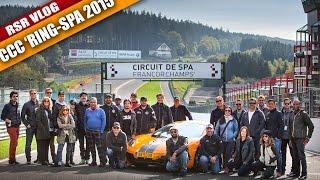 Classic Car Club Manhattan - Nurburgring and Spa Experience 2015