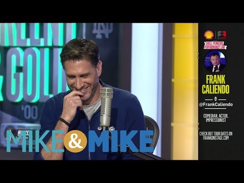 Frank Caliendo impersonates everybody for special goodbye, including Stephen A. | Mike & Mike | ESPN