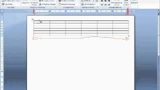 Настройка высоты строк и ширины столбцов
