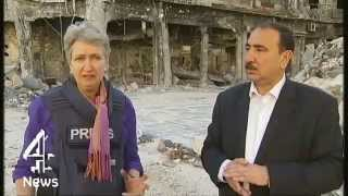 The battle for Aleppo | Channel 4 News