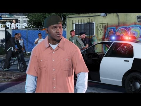 GTA V Franklin Trailer Song - Jay Rock - Hood Gone Love It (Ft. Kendrick Lamar)