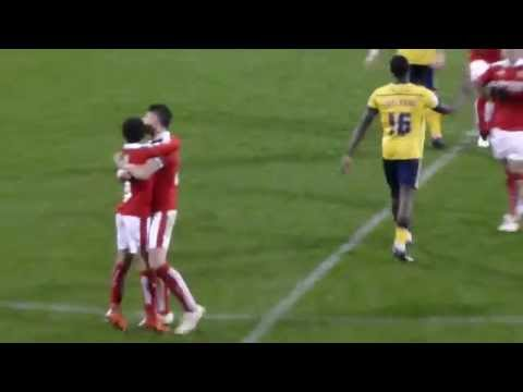 Post Match - Swindon Town F.C. vs Scunthorpe United F.C. 14.11.15