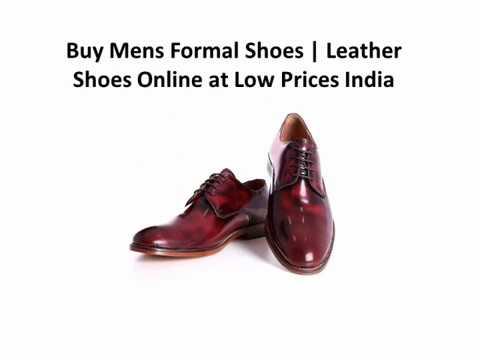 900733c9926 Handmade Shoes For Men 2017 | Sale Upto 50% Off | Leather Shoes | Formal  Men Shoes