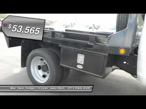 2014 ram 4500 georgetown tx deg166618 youtube. Black Bedroom Furniture Sets. Home Design Ideas