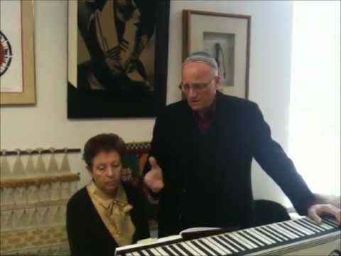 Shabbat Shira: A Video Invite from the Cantor