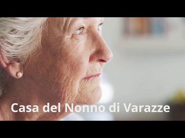 Casa del Nonno di Varazze, Residenza Protetta per Anziani