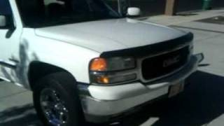 2003 GMC Yukon test drive.
