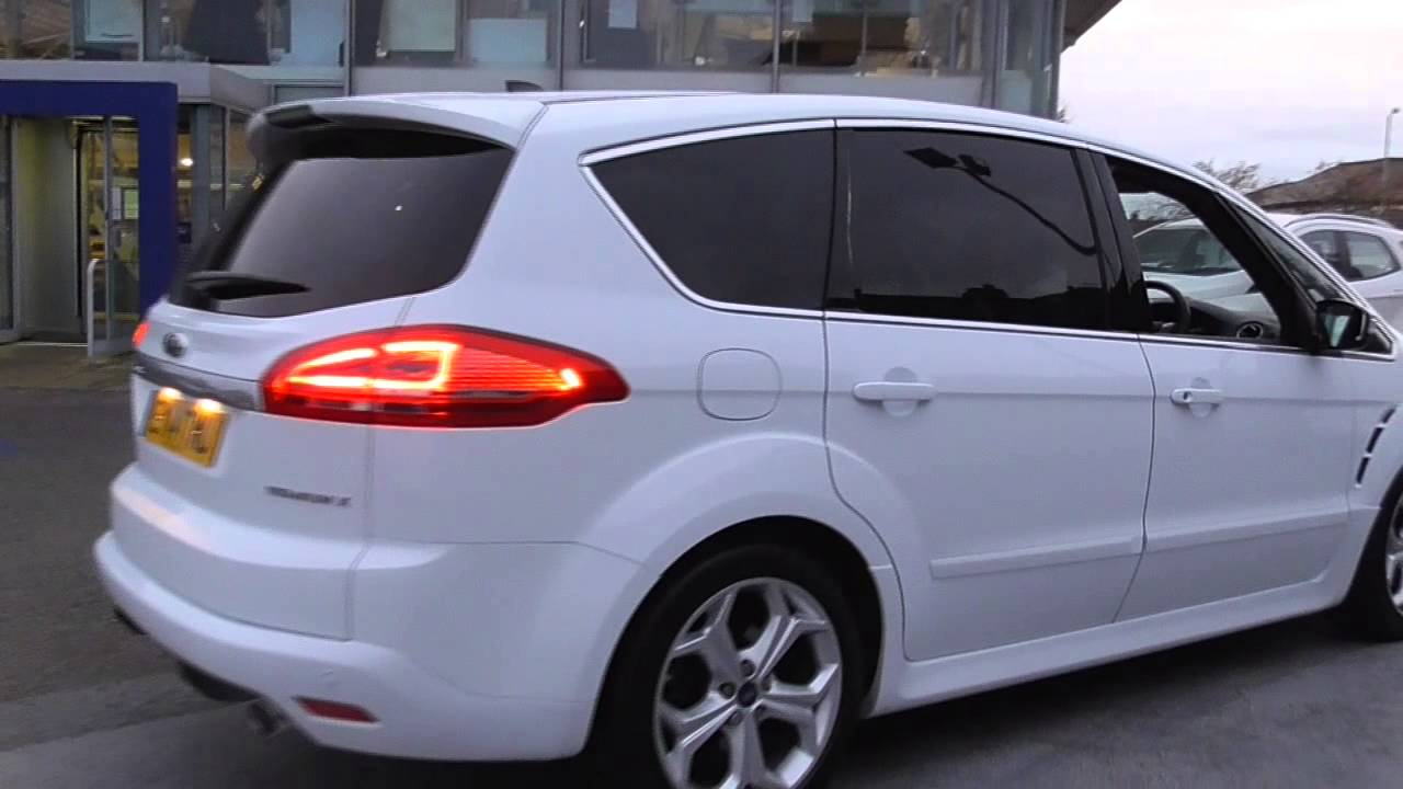 ford s max 2 2 tdci 200 titanium x sport 5dr auto u304381 youtube. Black Bedroom Furniture Sets. Home Design Ideas